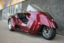 Stallion trike / by lawrence1995