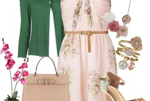 spring fashion / by April Cooper