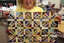 Scrappy quilts / by Trudy Whittaker