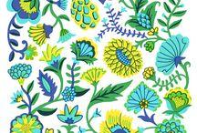 fabric ideas / by Megan Klein