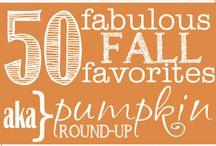 Pumpkin Picks! / by TV3Social