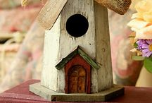 birdhouses / by Dale Hall
