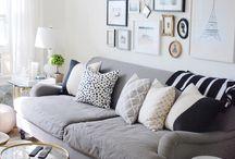 Living Room / by Deborah Stauffer
