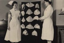 nurses / by Mary Cunard