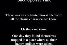 Once Upon a Time / by Katharine Morris
