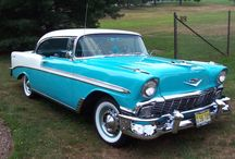 Classic Cars / by Tammie Spain