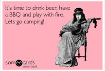 Camping / by Desire'e Betterman