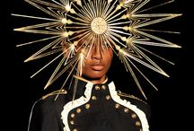 Crowning Glory - Headdresses and fascinators / by Adah Parris