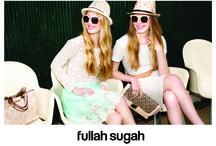 SS 2014 | Campaign / Η διαφημιστική καμπάνια για Άνοιξη/Καλοκαίρι 2014. http://fullahsugah.gr/ / by Fullah Sugah