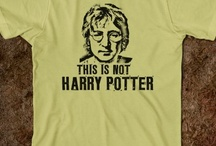 T-shirts with Cool Legends / by Carla C.