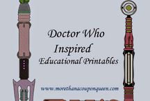 GeekSchooling / Doctor Who, Star Wars, Star Trek, Minecraft and all other things #fandom and #homeschooling related. #geeks #whovians #doctorwho / by Michelle Cannon