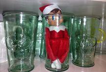 Elf on the Shelf Ideas / by Kathy Thompson