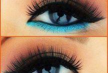 make up and nails / by nathalie athens