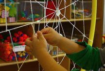 Preschool Classroom ideas / by Emerald Luke