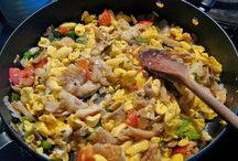 Jamaican Food / Apart from it's natural beauty, the island is famous for it's delicious and nutritious cuisine. Make sure you try all of the local traditional dishes! / by Great Huts