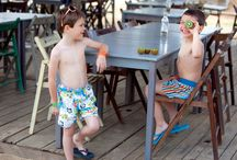 Swimwear kids / Kids loves summer. Punto Blanco loves summer. Discover our kids swimsuits and aquawear / by Punto Blanco