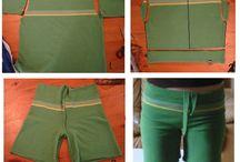 Clothing:  Shorts / by Sarah Hamacher
