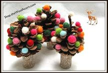Christmas Crafts / by Katie McNeill