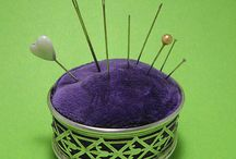pincushions and other sewing accesories / by Annie Smith