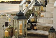 Wedding Ideas / Ideas for decorating my tented reception for my May 4, 2012 wedding at Wild Dunes Resort in Isle of Palms, SC just outside Charleston, SC. I am using lanterns as my theme to honor the architecture of the area..also looking at tying in other coastal southern ideas as well..  / by Becky Lantinga Frost