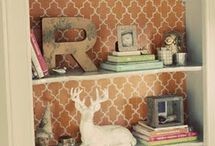 Living Room Inspiration / by Candice Kowalec