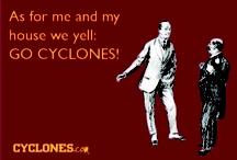 Go Cyclones! / by Barbara