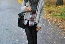 Fall outfits  / by Wren Rank
