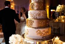Wedding Cakes / Just cool ideas :) / by Maybelle Sickler