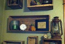 A Vintage Affair / Antiques, shabby & Vintage Home / by Jessica Cartrette