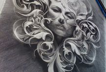 ART // PRINTS / by Tone Brustuen