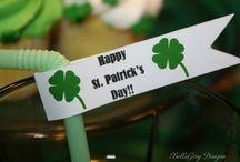 St. Patrick's Day / by BellaGrey Designs