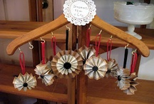 CRAFT SHOW DISPLAY IDEAS / by Laura Fugate