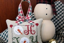 Counted Cross Stitch / by Debbie Crowe