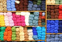 Knitting and Yarn / by Libby Thompson