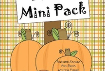 Kindergarten Fall Unit / by Megan Skogmo