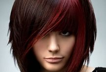 Hair ideas / by Corrin Scavo