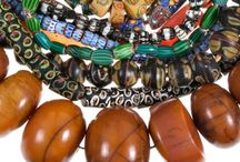 pottery and  trade beads / by Nancy McElroy