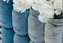 Dusty Blue Wedding Shower / by Design{on}Paper
