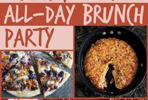 Brunch for Breakfast Club / All good eats for my peeps coming to Rodan+Fields 80s party / by Amber Henderson