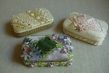Altered Tins / by Patti Ewing