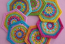 Crafts: Crochet Squares and Motifs / by Heather Morris