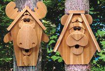 Crafts...Wood / by Dawn Nichols