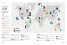 Infographics / info maps / by Matteo de Mayda