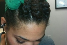 Natural Hair Styles / Natural hair, afro hair care and style ideas / by Savvy Sexy Momma