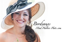 """Hats / by """"The Wedding Lady"""" - Danielle Baker- Officiant & Minister"""