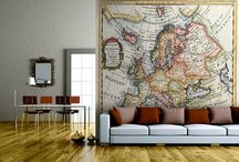 World travels room / by Karen Holt