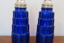 Antique Cobalt Blue / I love it / by Lynda Berry