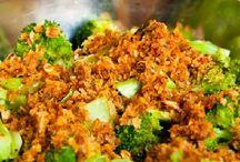 Vegetables:  Broccoli  / by R Brashears