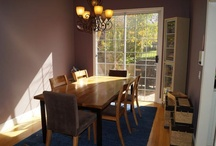 Living Room & Family Room - Kuzak's Closet / by Amanda Kuzak