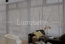 Luminette / Luminette / by Designer Window Fashions